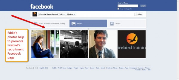 Firebird_Training Recruitment Training Facebook company page